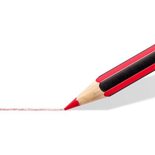مداد رنگی 24 رنگ مقوایی نوریس استدلر