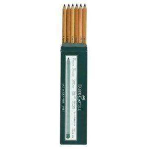 مداد کنته غیرچرب نرم اجری فابرکاستل