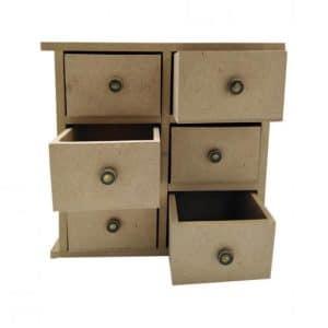 جعبه 3 طبقه کشودار 102