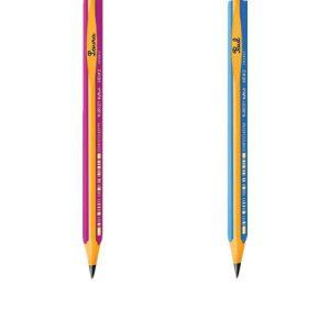 مداد سیاه آموزشی سه پهلو بیک