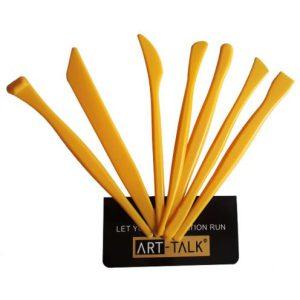 ابزار پلاستیکی ۷ عددی ۴۱۰۳۴۲