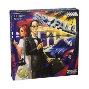 بازی فکری اسپای فال ( SPY FALL ) دراگون