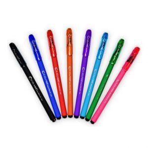 خودکار کیفی 8 رنگ سی کلاس