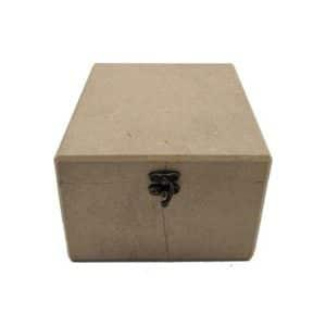 جعبه چوبی مربع 062/2