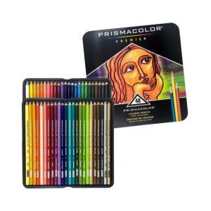 مداد رنگی 48 رنگ پریسما کالر