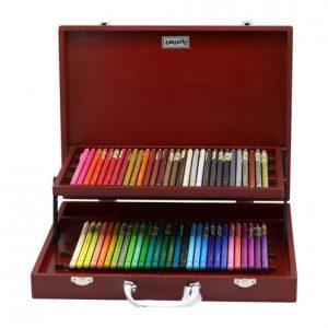 مداد رنگی 60 رنگ پلی کروم