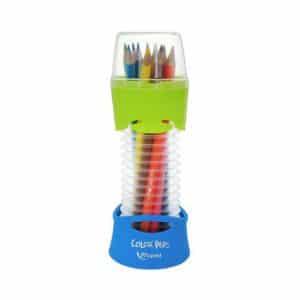 مداد رنگی 12 رنگ لوله ای فلکسی مپد