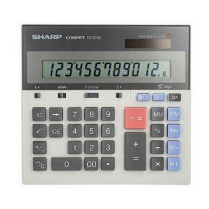 ماشین حساب رومیزی CS-2130 شارپ